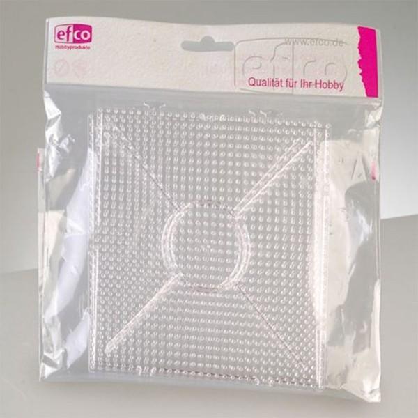 Photo Pearls® - Legeplatte Stiftplatte, 15 x 15 cm 2 Stk.