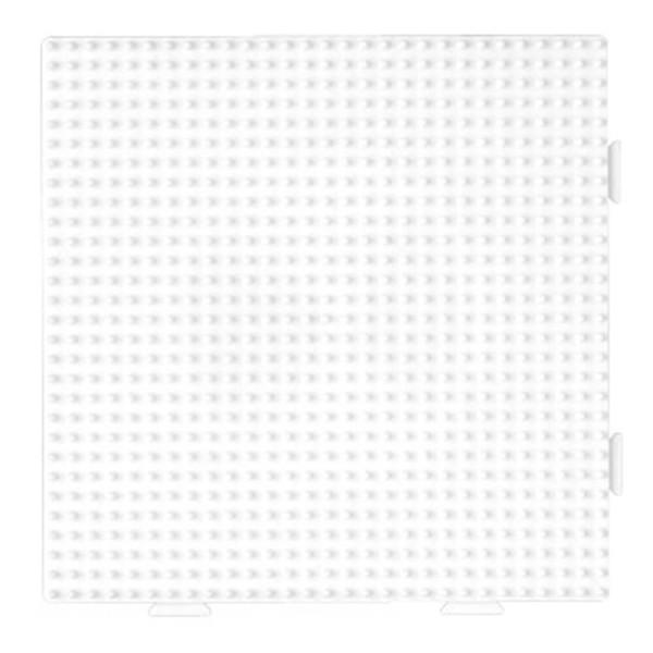 Hama Stiftplatte großes Quadrat weiß