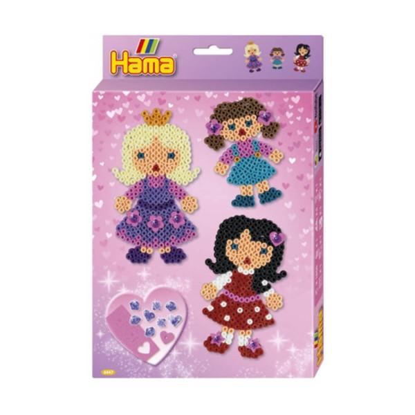 Hama Geschenkpackung Puppen