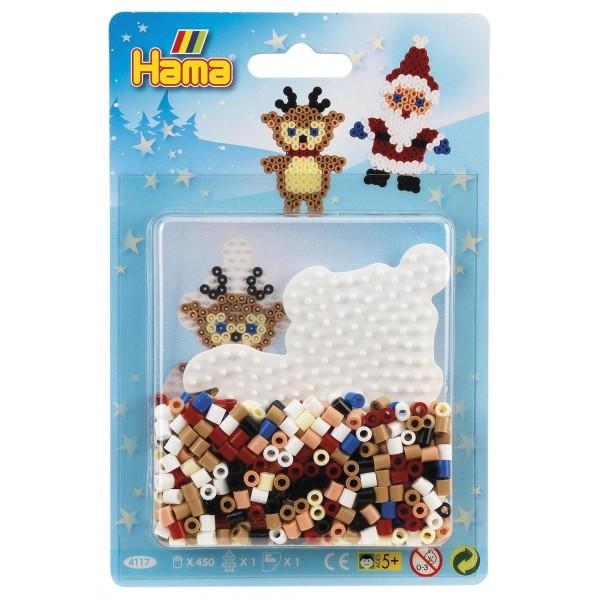 Hama Kleiner Blister, Weihnachten