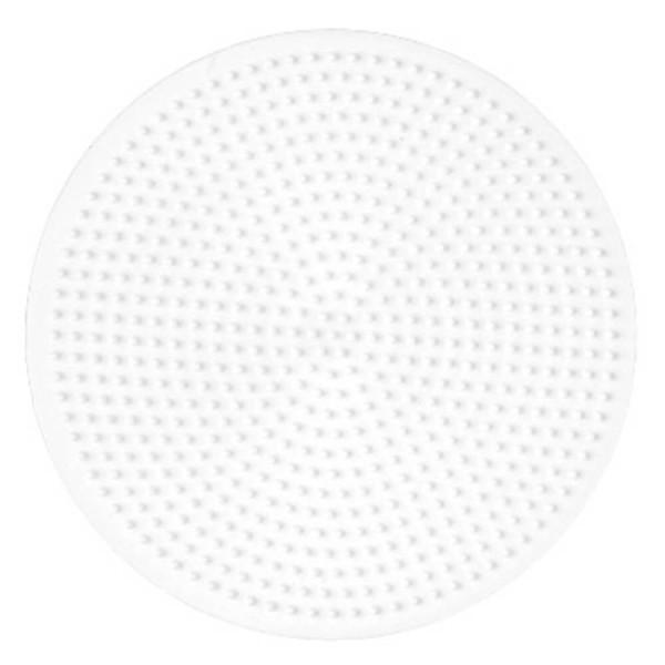 Hama Stiftplatte großer Kreis weiß